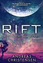 amazon bargain ebooks Rift Science Fiction by Andreas Christensen