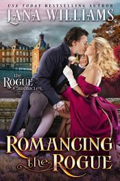 bargain ebooks Romancing the Rogue Historical Romance by Lana Williams