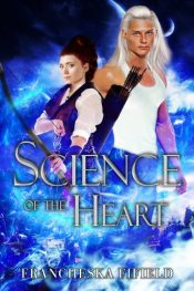 bargain ebooks Science of the Heart Young Adult Romantic Sci-Fi Adventure by Francheska Fifield