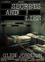 bargain ebooks Secrets and Lies Horror by Glen Johnson