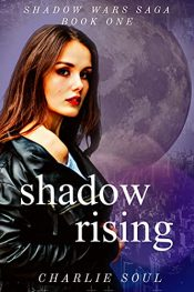 bargain ebooks Shadow Rising Young Adult/Teen Urban Fantasy by Charlie Soul