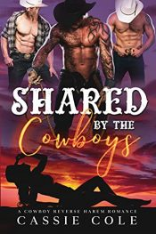 bargain ebooks Shared by the Cowboys Contemporary Romance by Cassie Cole