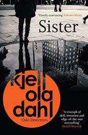 bargain ebooks Sister Crime Action Thriller by Kjell Ola Dahl
