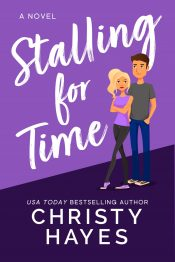 bargain ebooks Stalling for Time New Adult & College Romance by Christy Hayes