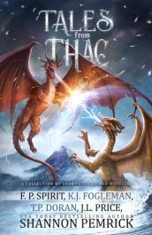 bargain ebooks Tales from Thac Fantasy by F. P. Spirit