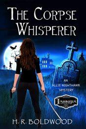 bargain ebooks The Corpse Whisperer Horror Comedy by H.R. Boldwood