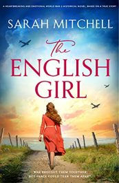 bargain ebooks The English Girl Historical Fiction by Sarah Mitchell