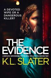 bargain ebooks The Evidence Psychological Thriller by K.L. Slater