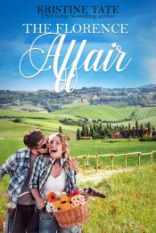 bargain ebooks The Florence Affair Travel Romance by Kristy Tate