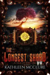bargain ebooks The Longest Shard Science Fiction Adventure by Kathleen McClure