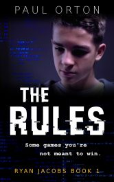 bargain ebooks The Rules Young Adult/Teen Thriller by Paul Orton