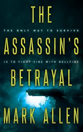 amazon bargain ebooks The Assassin's Betrayal Action Adventure by Mark Allen