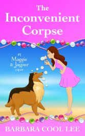 bargain ebooks The Inconvenient Corpse Cozy Mystery by Barbara Cool Lee