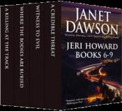 bargain ebooks The Jeri Howard Anthology: Books 6-9 Mystery by Janet Dawson