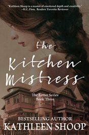 amazon bargain ebooks The Kitchen Mistress Historical Fiction by Kathleen Shoop