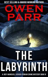 bargain ebooks The Labyrinth: A Joey Mancuso, Father O'Brian Crime Mystery Book 8 Mystery by Owen Parr