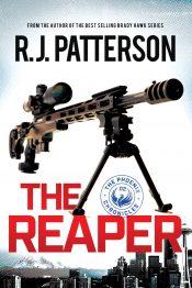 bargain ebooks The Reaper Espionage Action Adventure by R.J. Patterson