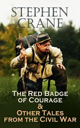 amazon bargain ebooks The Red Badge of Courage Classic Historical Fiction by Stephen Crane