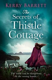 amazon bargain ebooks The Secrets of Thistle Cottage Historical Fiction by Kerry Barrett