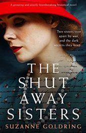 amazon bargain ebooks The Shut-Away Sisters Historical Fiction by Suzanne Goldring