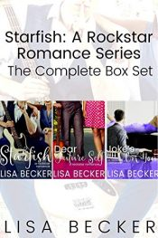 bargain ebooks The Starfish Series Box Set: A Steamy and Humorous Rock Star Romance Series Contemporary Romance by Lisa Becker