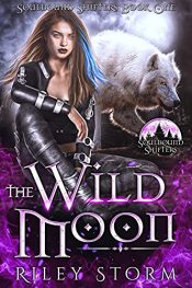bargain ebooks The Wild Moon Paranormal Romance by Riley storm
