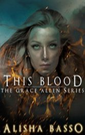 bargain ebooks This Blood Dark Fantasy Horror by Alisha Basso