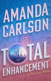 amazon bargain ebooks Total Enhancement Thriller by Amanda Carlson