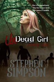 bargain ebooks UnDead Girl Young Adult/Teen Zombie Horror by Stephen Simpson