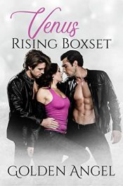 bargain ebooks Venus Rising Boxset Erotic Romance by Golden Angel