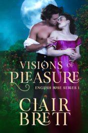 bargain ebooks Visions of Pleasure Historical Paranormal Romance by Clair Brett