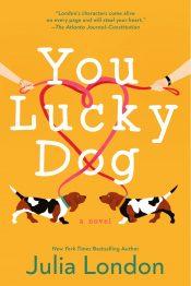 bargain ebooks You Lucky Dog Romantic Comedy by Julia London