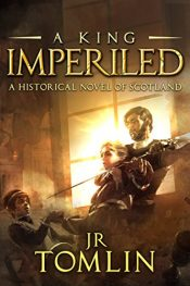 amazon bargain ebooks A King Imperiled Historical Fiction by J R Tomlin