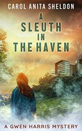 bargain ebooks A Sleuth in the Haven Mystery by Carol Sheldon