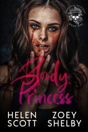 bargain ebooks Bloody Princess Contemporary Romance by Helen Scott