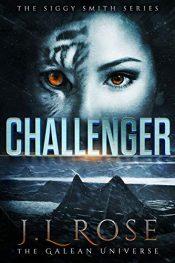 bargain ebooks Challenger SciFi Adventure by Jaxon Lee Rose