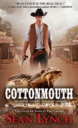 amazon bargain ebooks Cottonmouth Historical Fiction by Sean Lynch