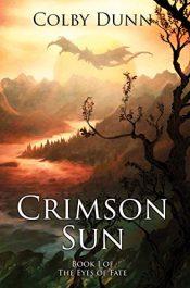 amazon bargain ebooks Crimson Sun Epic Fantasy by Colby Dunn