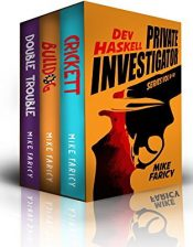bargain ebooks Dev Haskell Private Investigator Volumes 1-8 (Dev Haskell - Private Investigator Book 3) Mystery by Mike Faricy