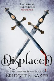 bargain ebooks Displaced Young Adult/Teen Fantasy by Bridget E. Baker