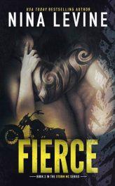 amazon bargain ebooks Fierce : An Opposites Attract Storm MC Motorcycle Club Romance Romance by Nina Levine