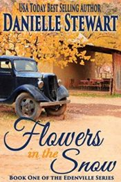 amazon bargain ebooks Flowers in the Snow Historical Fiction by Danielle Stewart