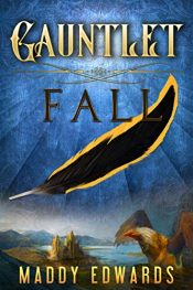 bargain ebooks Gauntlet Fall Young Adult/Teen Adventure by Maddy Edwards