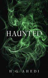 bargain ebooks Haunted Thriller by H.G. Ahedi