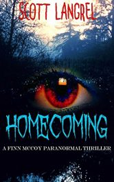 bargain ebooks Homecoming Paranormal Horror Thriller by Scott Langrel