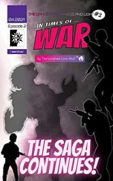 amazon bargain ebooks In Times of War: Dance of Darkness & Light Episode 2 Young Adult/Teen Science Fiction by The Loneliest Lone Wolf