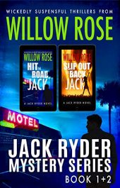 bargain ebooks Jack Ryder Mystery Series Vol. 1-2 Mystery Thriller by Willow Rose