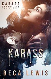 bargain ebooks Karass: A Gathering of Souls Fantasy Horror by Beca Lewis