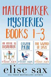 amazon bargain ebooks Matchmaker Mysteries Books 1-3 Mystery by Elise Sax