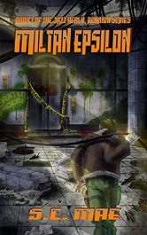 amazon bargain ebooks Miltan Epsilon: Book 1 of the Jazz Healy, Reunion Series Science Fiction by S.C. Mae